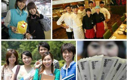 Xin việc làm thêm của du học sinh tại Nhật Bản
